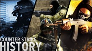 CSGO Counter Strike Historien
