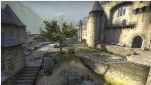 CSGO cs maps Cobblestone