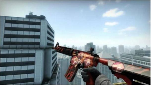 CS gun våben CS:GO Counter strike CSGO